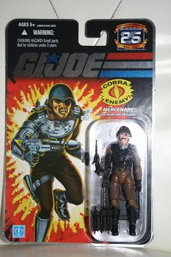 GI Joe 25th - Major Bludd