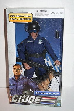 G.I. Joe - 30 for 30 - Police K-9 Unit