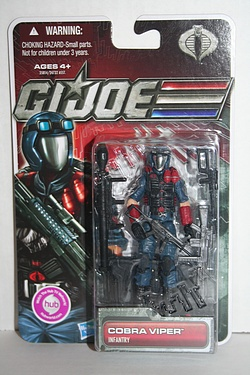 Transformers Dark of the Moon (2011) - Cobra Viper: Infantry