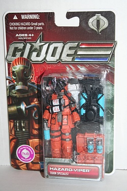 G.I. Joe 30 for 30 - Hazard-Viper