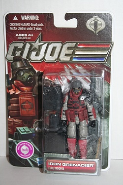 G.I. Joe 30 for 30 - Iron Grenadier