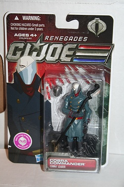 G.I. Joe - Renegades Cobra Commander