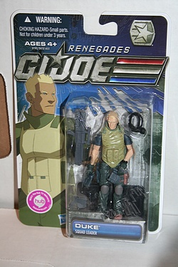 G.I. Joe - Renegades Duke