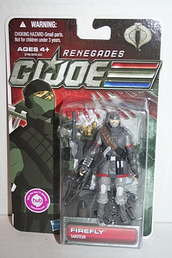 G.I. Joe - Renegades Firefly
