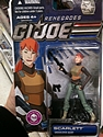 G.I. Joe 30 for 30 (2011) - Scarlett: Undercover Agent