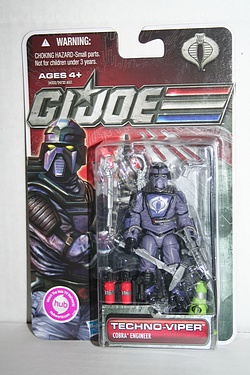Transformers G.I. Joe 30 for 30 (2012) - Techno-Viper: Cobra Engineer