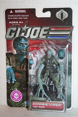 Transformers G.I. Joe 30 for 30 (2012) - Zombie-Viper: Cobra Trooper