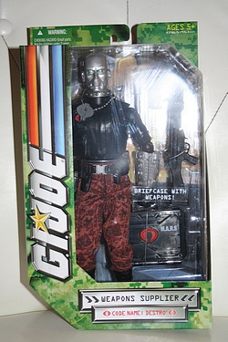 G.I. Joe Modern Era: 12-inch Destro
