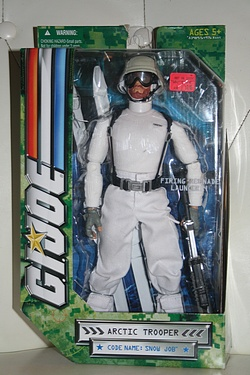 G.I. Joe Modern Era - Snow Job
