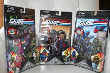 GI Joe Modern Era - Comic Packs Wave 5