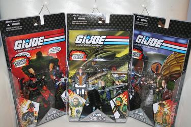 G.I. Joe Modern Era - Comic Packs Wave 7