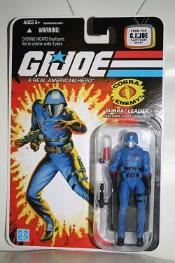 GI Joe Modern Era - Cobra Commander