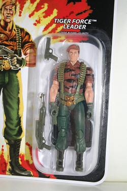 GI Joe Tiger Force Flint