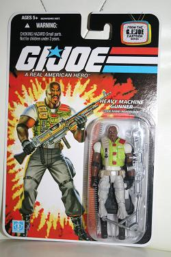 GI Joe Modern Era - Roadblock