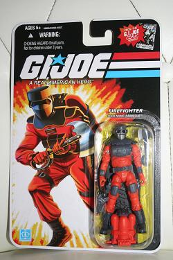 GI Joe Modern Era - Barbecue
