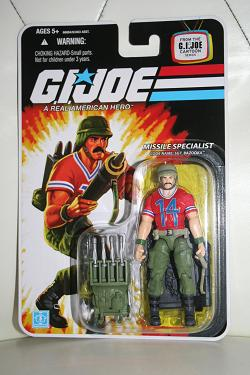 GI Joe Modern Era - Bazooka