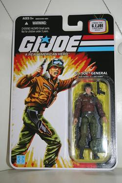 GI Joe Modern Era - General Hawk