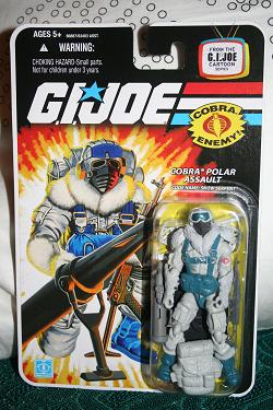 GI Joe Modern Era - Snow Serpent