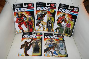 GI Joe wave 9