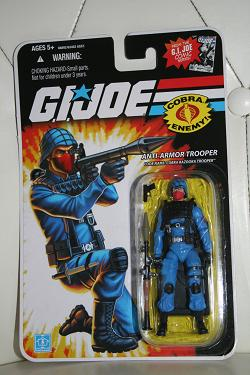 G.I. Joe Modern Era - Cobra Bazooka Trooper