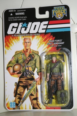 G.I. Joe Modern Era - Tiger Force Duke