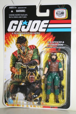 G.I. Joe Modern Era - Mutt and Junkyard