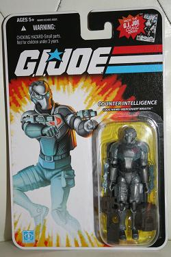 G.I. Joe Modern Era - Mercenary Wraith