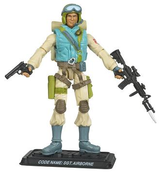 Hasbro - GI Joe Single Figures, Wave 11, Airborne