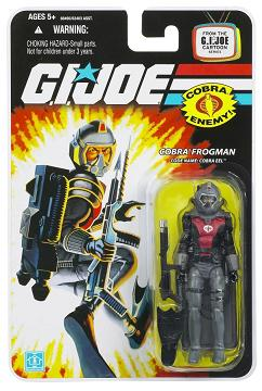 Hasbro - GI Joe Single Figures, Wave 11, Cobra Eel