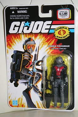 G.I. Joe Modern Era - Cobra Eel