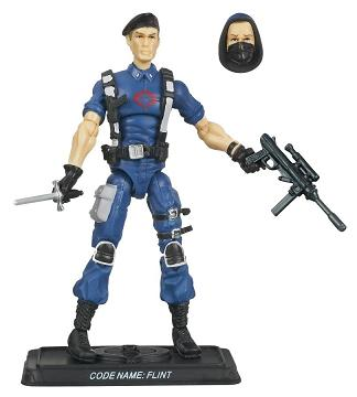 Hasbro - GI Joe Single Figures, Wave 11, Flint in Cobra Disguise