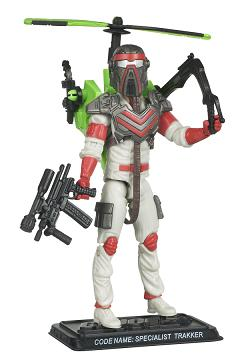Hasbro - GI Joe Single Figures, Wave 11, Specialist Trakker