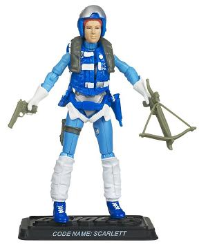 Hasbro - GI Joe Single Figures, Wave 11, Scarlett