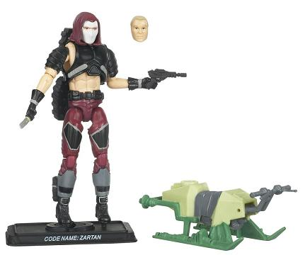 Hasbro - GI Joe Single Figures, Wave 11, Zartan