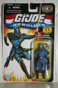 G.I. Joe Resolute - Cobra Commander