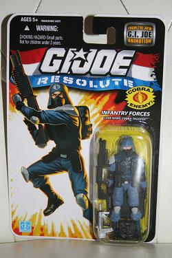 Cobra Trooper, Resolute Series