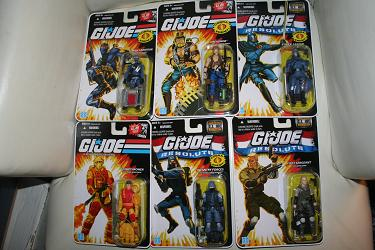 G.I. Joe Modern Era Wave 13
