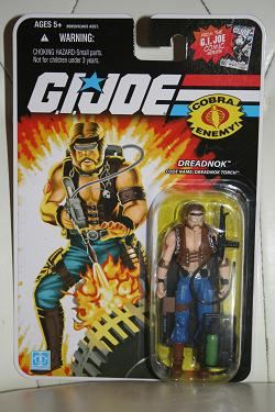 G.I. Joe Modern Era - Dreadnok Torch