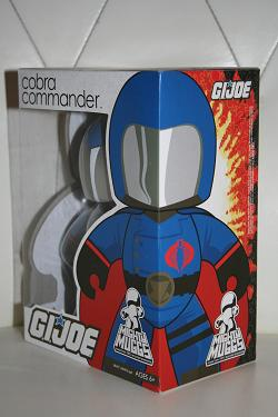 Mighty Mugg Cobra Commander