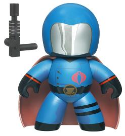 G.I. Joe Modern Era - Mighty Muggs Cobra Commander
