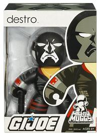 G.I. Joe Modern Era - Mighty Muggs Destro