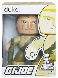G.I. Joe Modern Era - Mighty Muggs Duke