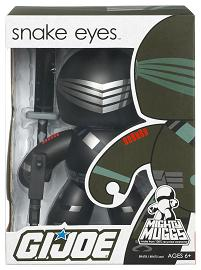 G.I. Joe Modern Era - Mighty Muggs Snake Eyes