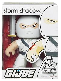 G.I. Joe Modern Era - Mighty Muggs Storm Shadow