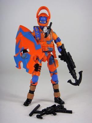 G.I. Joe Cobra Island - Alley-Viper