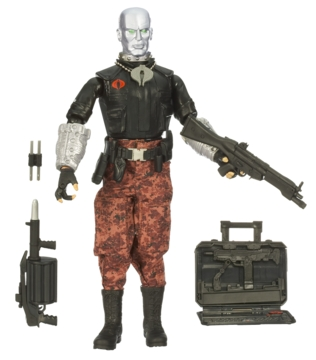 "G.I. Joe Modern Era 12"": Destro"
