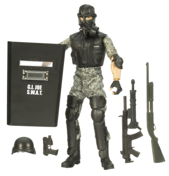 "G.I. Joe Modern Era 12"": Shockblast"