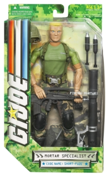 "G.I. Joe Modern Era 12"": Short-Fuze"