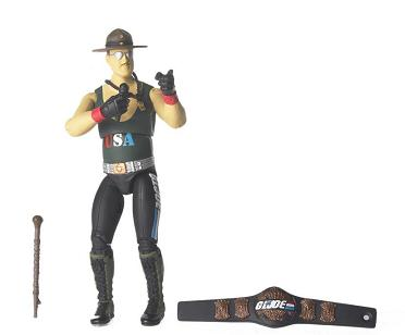 G.I. Joe - Sarge Exclusive Primary
