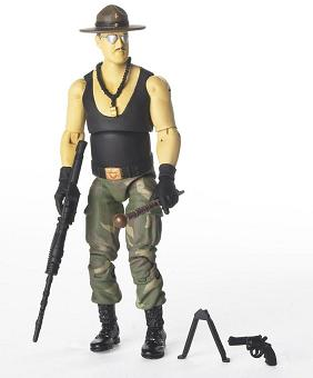 G.I. Joe - Sarge Exclusive Variant